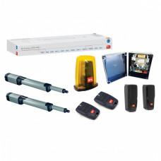 Комплект автоматики для распашных ворот KUSTOS BT KIT A40 FRA