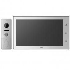 Комплект цветного видеодомофона CTV-DP4102AHD